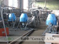 Бетономешалка 250 литров БСБ-250 гравитационного типа бетоносмеситель купить в Киеве