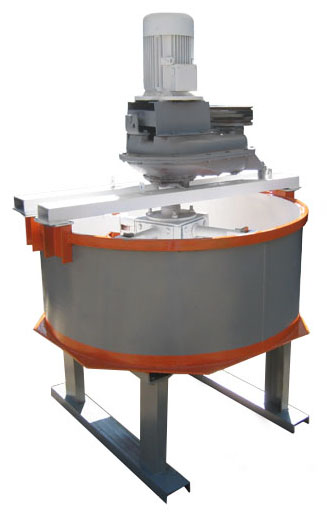 Купить Растворосмеситель 150 литров БРП-150.1 0.15 м.куб для перемешивания бетонов и растворов