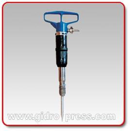 Пневматический отбойный молоток МО-3Б