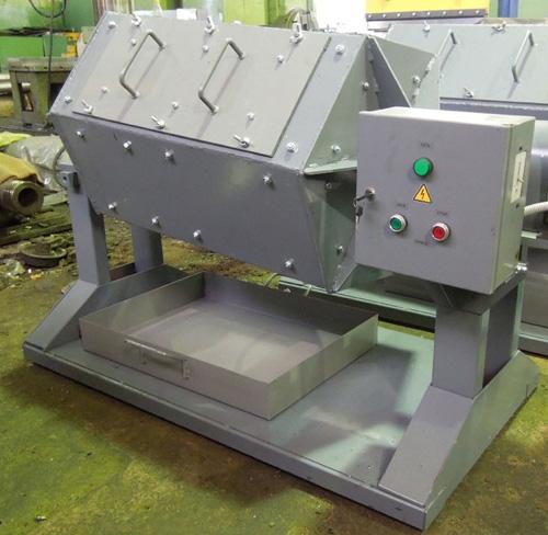Промышленная Галтовочная Машина 400 литров Киев Купить