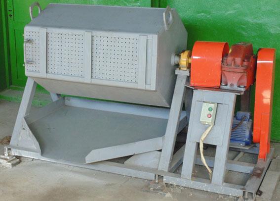 Промышленная Галтовочная машина Киев Купить