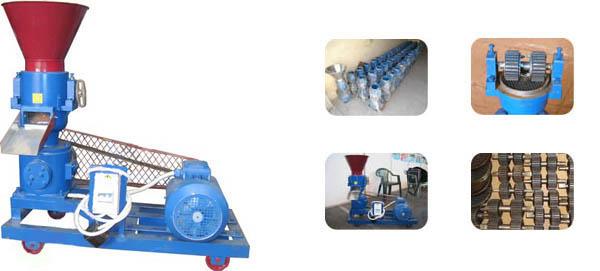 Гранулятор матричный ДГМ-100 корм и комбикорм 100-220 кг в час