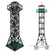 Вышки Наблюдательные Смотровые Сторожевые высота до 18 метров