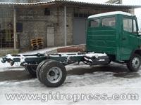 Ремонт грузовиков Мерседес